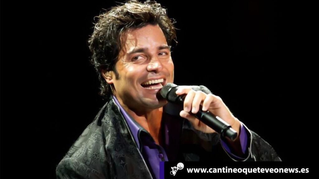 Chayanne cancela concierto en México - cantineoqueteveo news