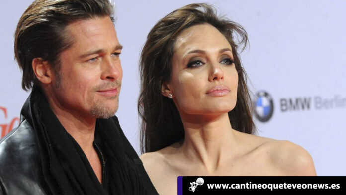 Brad Pitt y Angelina Jolie - cantineoqueteveonews