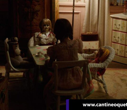 Annabelle 3 vuelve a casa - Annabelle - película - cantineoqueteveo news