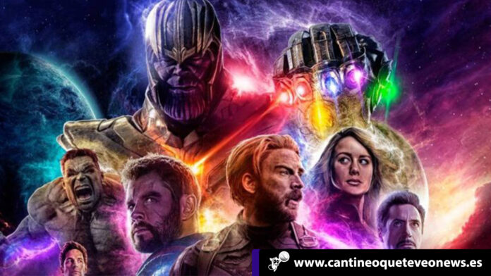 Los Vengadores - avenger - cantineoqueteveo
