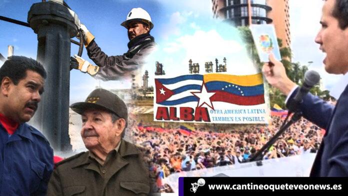 crudo a Cuba - cantineo que te veo