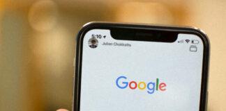Google en un Iphone - cantineoqueteveo