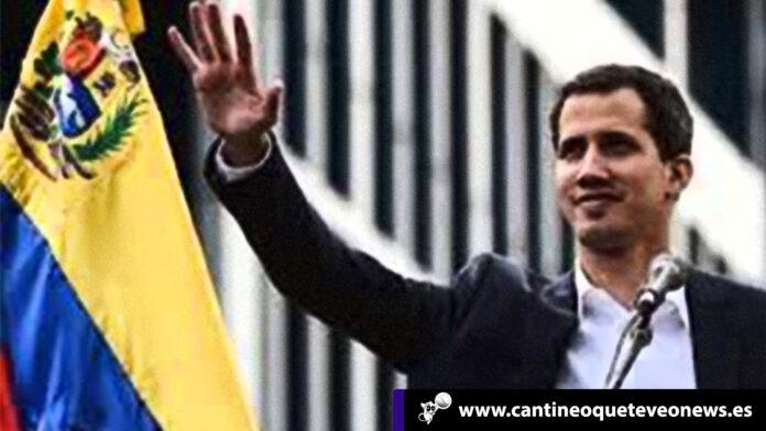 Juan Guaido - venezuela - cantineoqueteveo