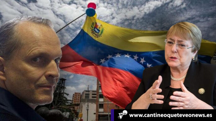 miguel bose Michelle Bachelet - cantineoqueteveo news