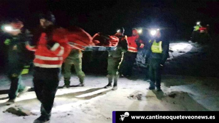 excursionistas perdidos españa - cantineoqueteveo