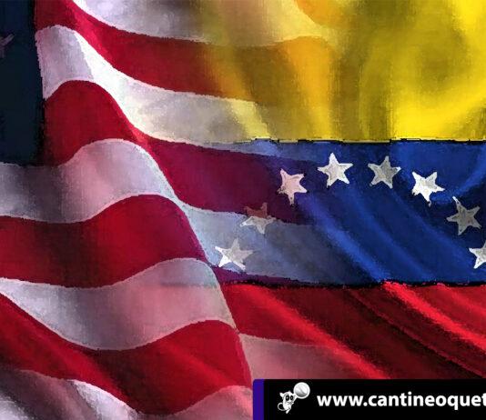 Diplomacia quebrada entre EEUU y Venezuela - Catineoqueteveo