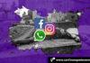 Facebook Instagram y WhatsApp - cantineo que te veo