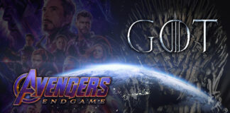 """Avengers: Endgame"" y ""Game Of Thrones"" - Cantineoqueteveo News"