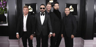 Backstreet Boys - Museo Grammy - Cantineoqueteveo
