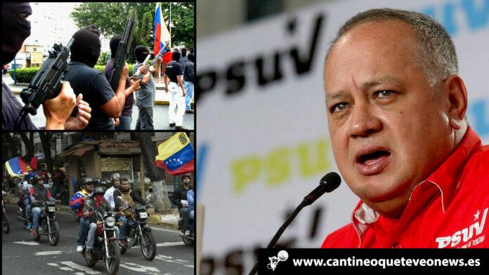 Diosdado llama a colectivos- Cantineoqueteveonews