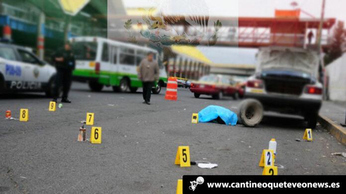 México - ola de violencia - Cantineoqueteveo News