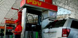 Combustible en estado Bolívar- Cantineoqueteveonews