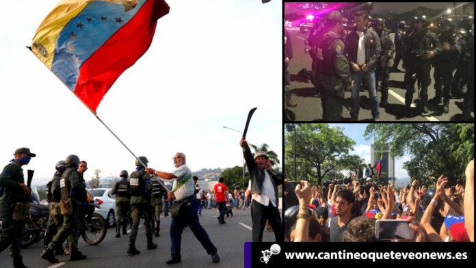 Situación en Venezuela - cantineoqueteveo news