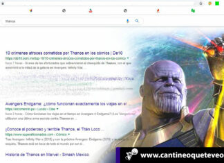 cantineoqueteveo - thanos