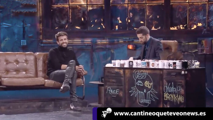 Gerard Pique - Programa de TV - Cantineoqueteveo News