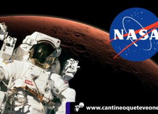 cantineoqueteveo - NASA misión llega a marte