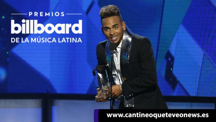 Premios Billboard - Ozuna - Cantineoqueteveo News