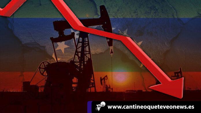 Producción de petróleo-Cantineoqueteveonews