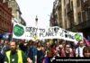 Protestas Masivas en Londres - Cantineoqueteveo News