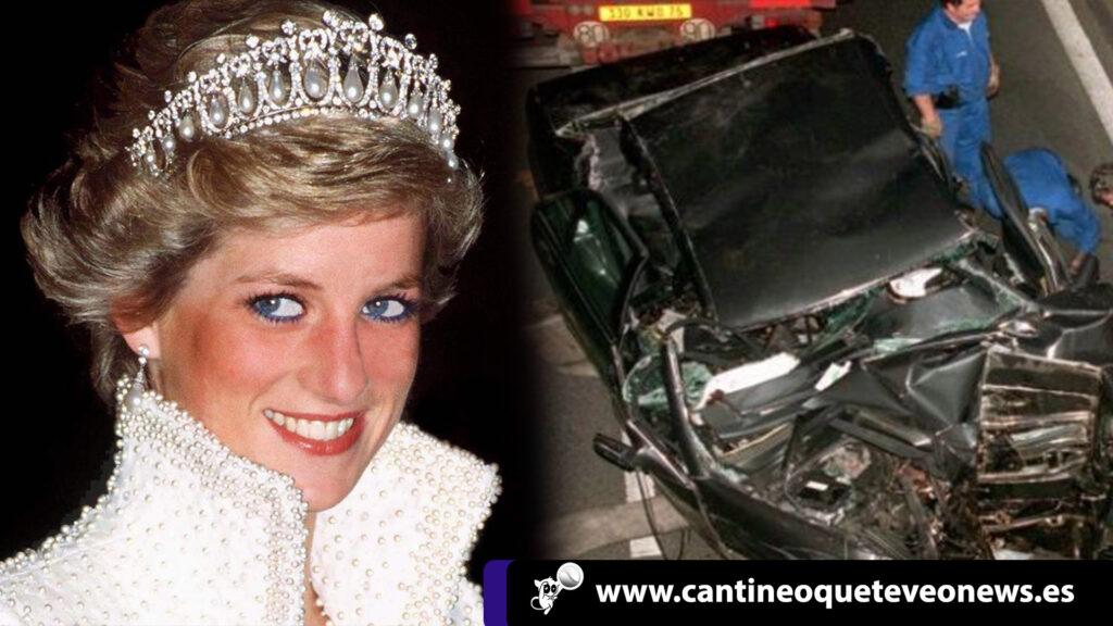 muerte de Princesa Diana de Gales - Cantineoqueteveo news
