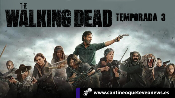 The Walking Dead - cantineoqueteveo news