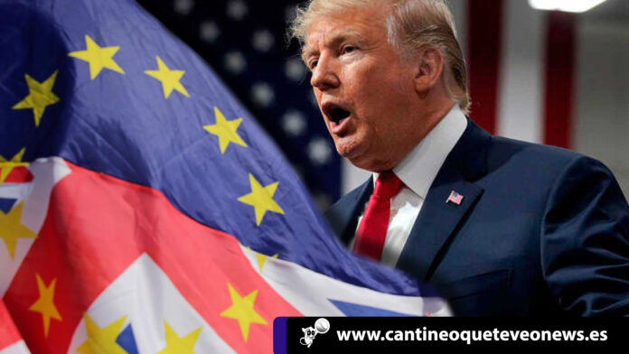 trump - trump advierte a ue - cantineoqueteveo news