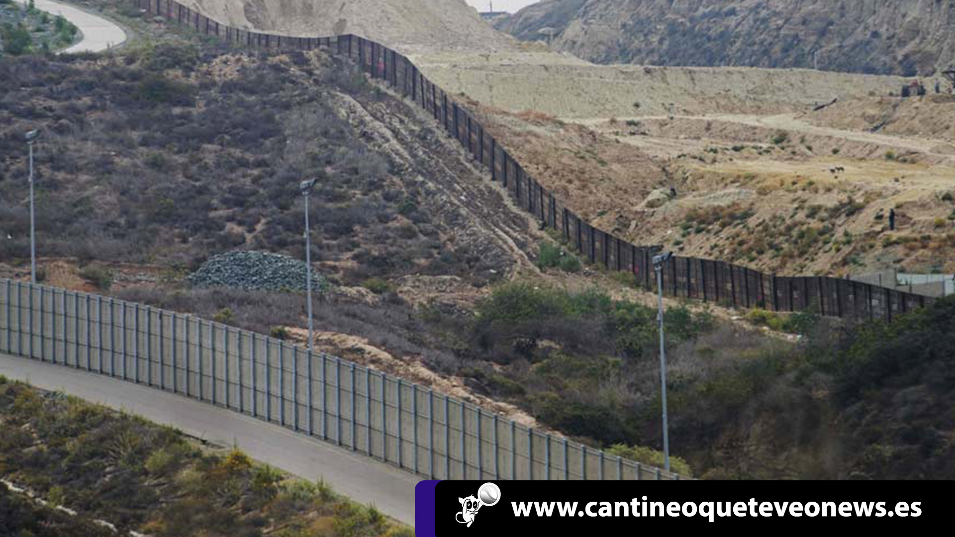 Trump amenaza frontera de México - Mexico - Cantineoqueteveo news