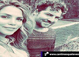 Bisbal y Zanetti- nacimiento de Matteo - cantineoqueteveonews