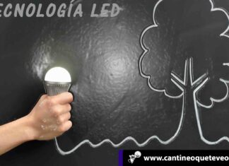 cantineoqueteveo - Tecnología LED