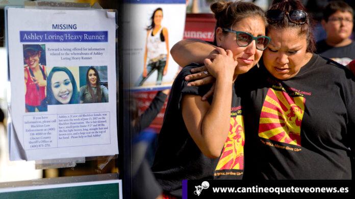 desaparición de mujeres indígenas - Estados Unidos - Cantineoqueteveo News