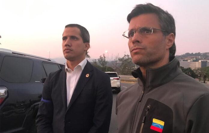 Guaidó toma la Carlota - operaci{on libertad - cantineoqueteveo news