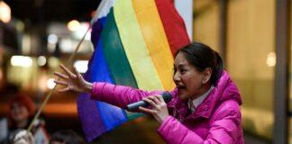 legisladora transexual