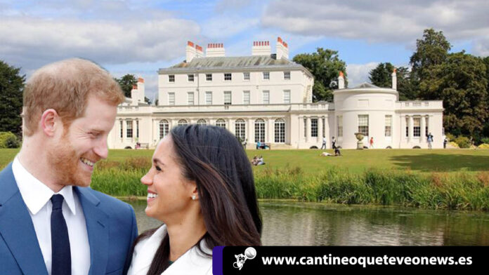 príncipe Harry y Meghan Markle - cantineoqueteveo news