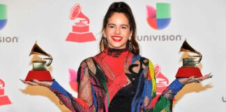 La española Rosalía - cantineoqueteveonews