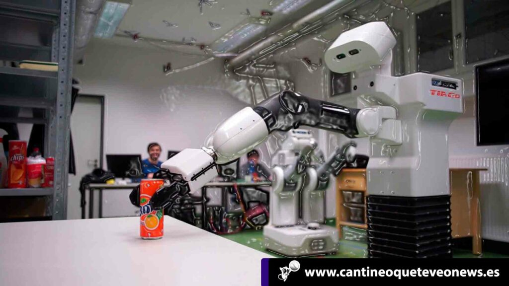 cantineoqueteveo - robot tiago