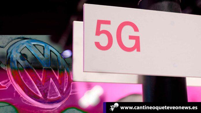 cantineoqueteveo - Volkswagen traerá redes 5G