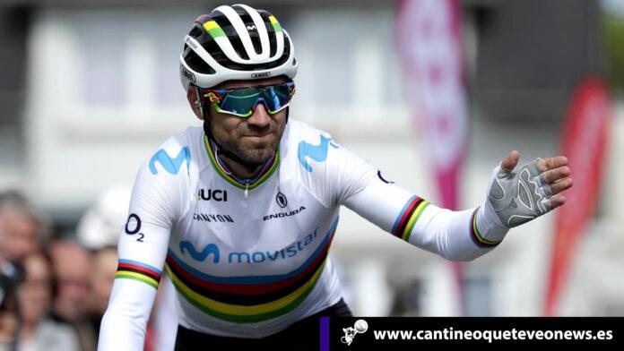 cantineoqueteveo - Valverde fuera del Giro