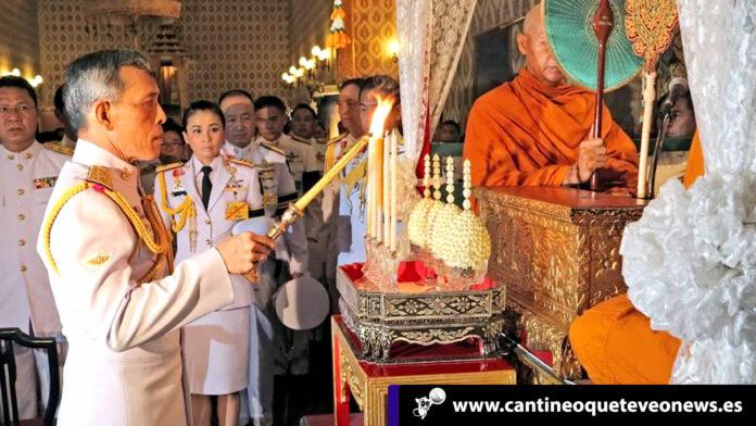 rey de Tailandia - cantineoqueteveonews