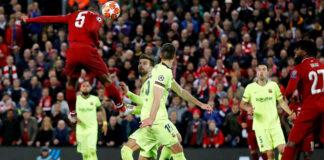 Liverpool golea al Barcelona - Cantineoqueteveo News