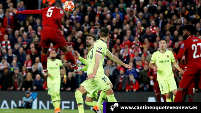 Liverpool golea al Barcelona - Cantineoqueteveo News