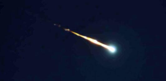 Eta Acuáridas - Meteoritos - Cantineoqueteveo News
