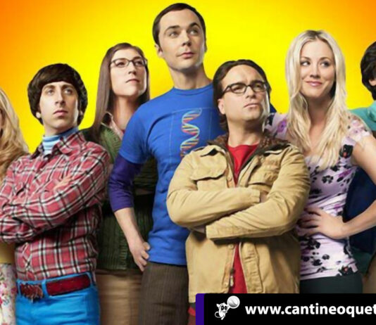 The Big Bang Theory - Cantineoqueteveo News