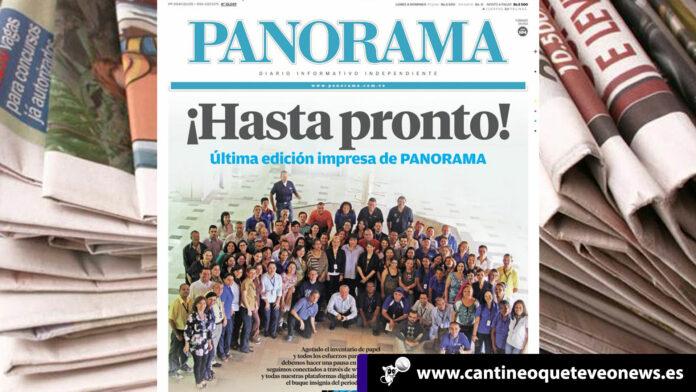 periodico Panorama- Cantineoqueteveonews