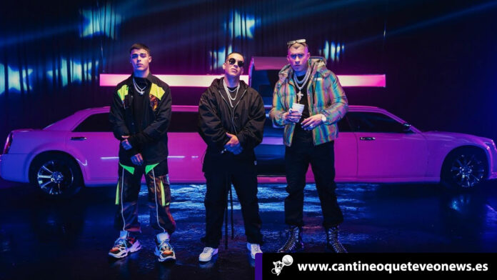 Soltera REmix - Daddy Yankee - Bad Bunny - Lunay - Cantineoqueteveo News