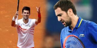 cantineoqueteveo - Djokovic a semifinales por problemas estomacales de Cilic