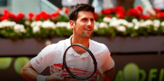 Djokovic en primer plano - Cantineoqueteveo News