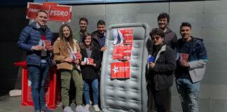jóvenes socialistas- Cantineoqueteveonews