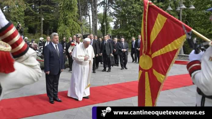 Apoyo para que Macedonia del Norte - Cantineoqueteveo News