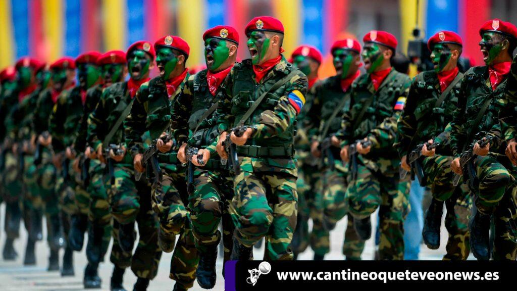 TIAR - quiebre de la FANB - Cantineoqueteveo News