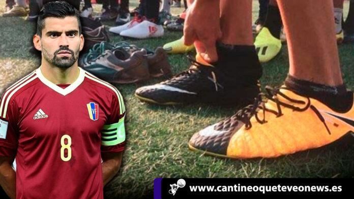 Tomás Rincón-Donación-Jóvenes venezolanos-cantineoqueteveonews